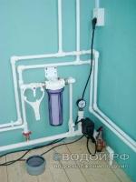 Водопровод от скважины или колодца_3